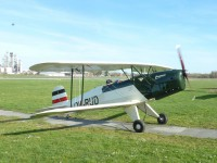 FK131 erster Flug in Speyer